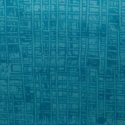 látka  100%bavlna basic cotton-fence-sky                    135-137cm šíře/rowan