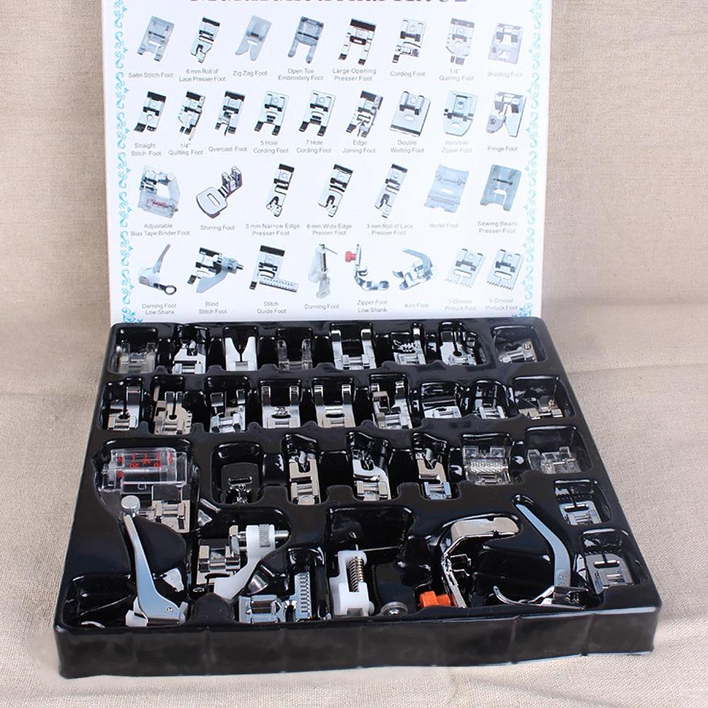 set 42 patek pro šicí stroje všech značek