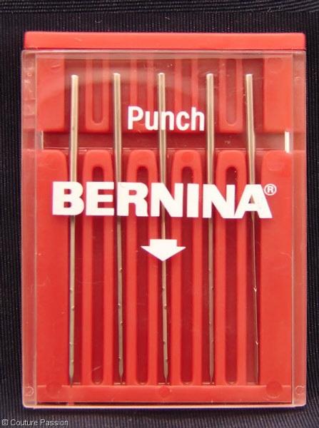 náhradní jehly pro punchink - 5ks