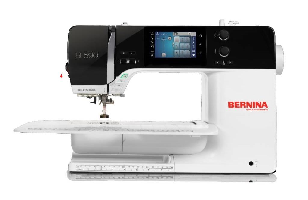 šicí stroj Bernina Aurora 550 PV s kufrem