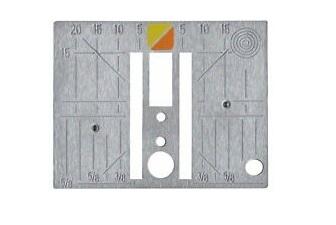stehová deska na rovné šití B3xx 0333397200