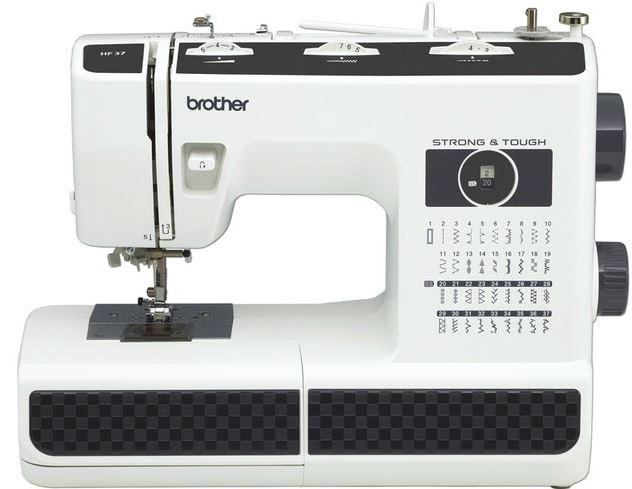 šicí stroj Brother HF37 + taška ZDARMA-1
