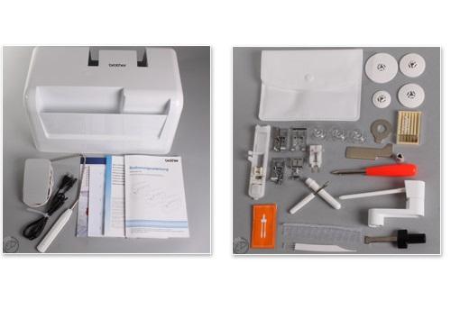 šicí stroj Brother NV 1300  + sada kvalitních jehel Organ ZDARMA-1