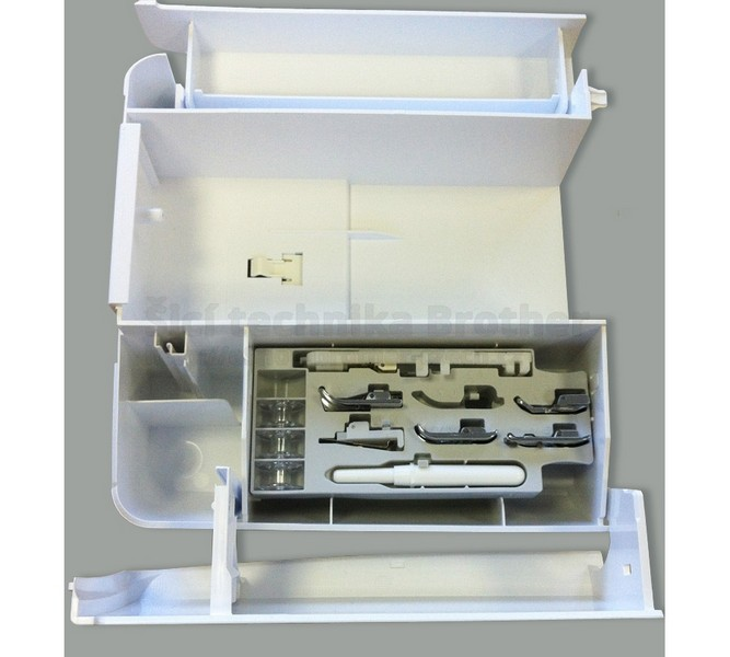 šicí stroj Brother NV 1300  + sada kvalitních jehel Organ ZDARMA-5