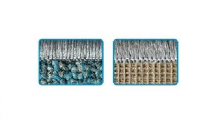 1-jehlový dvounitný šicí stroj pro obšívání koberců-1