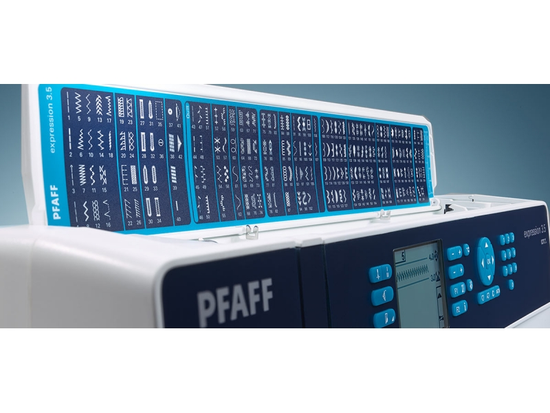 Stehová deska Pfaff Select 2,0-8