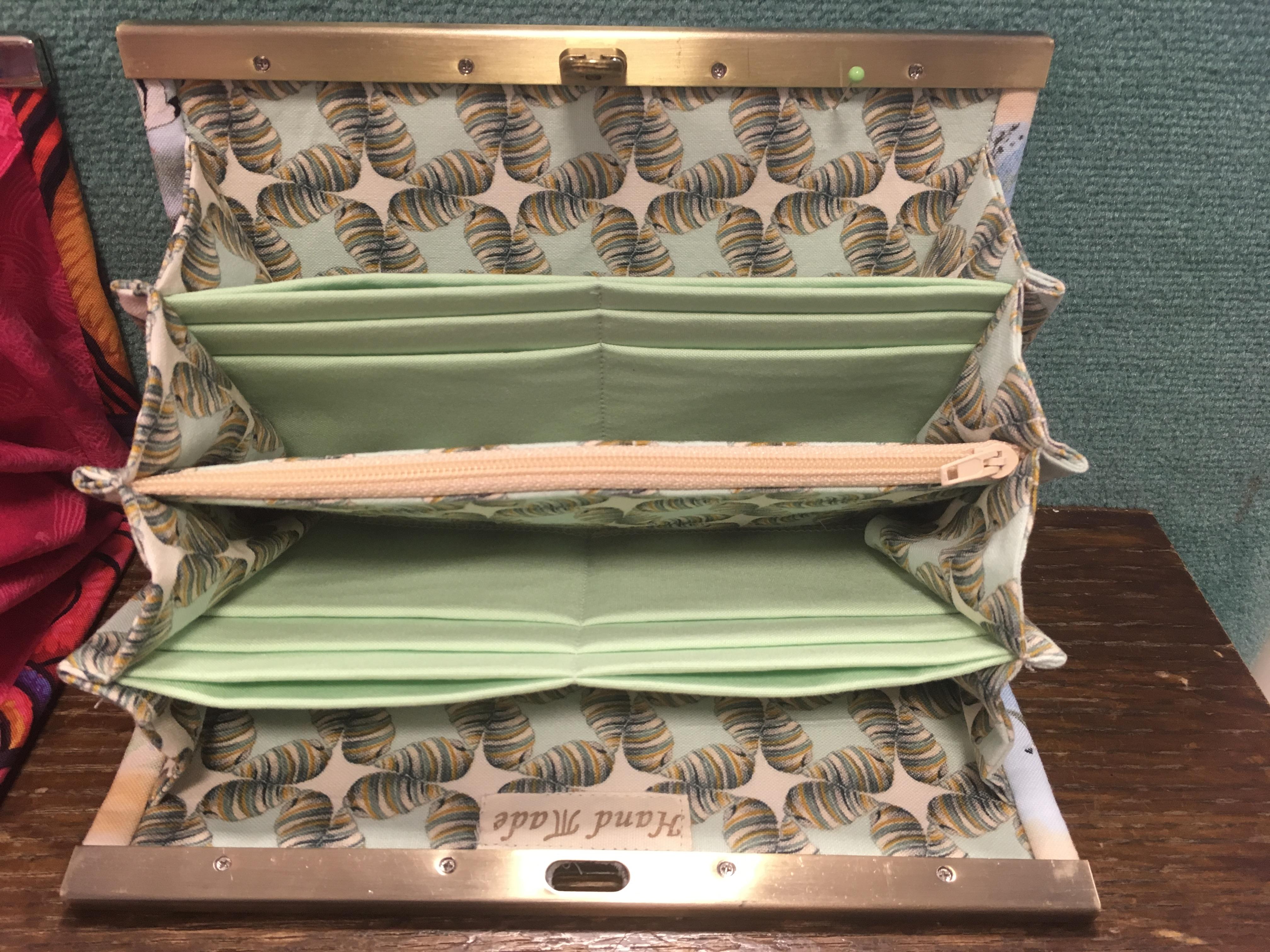 látka beach treasures-shell-sky 100%bavlna/110cm šíře/rowan-1