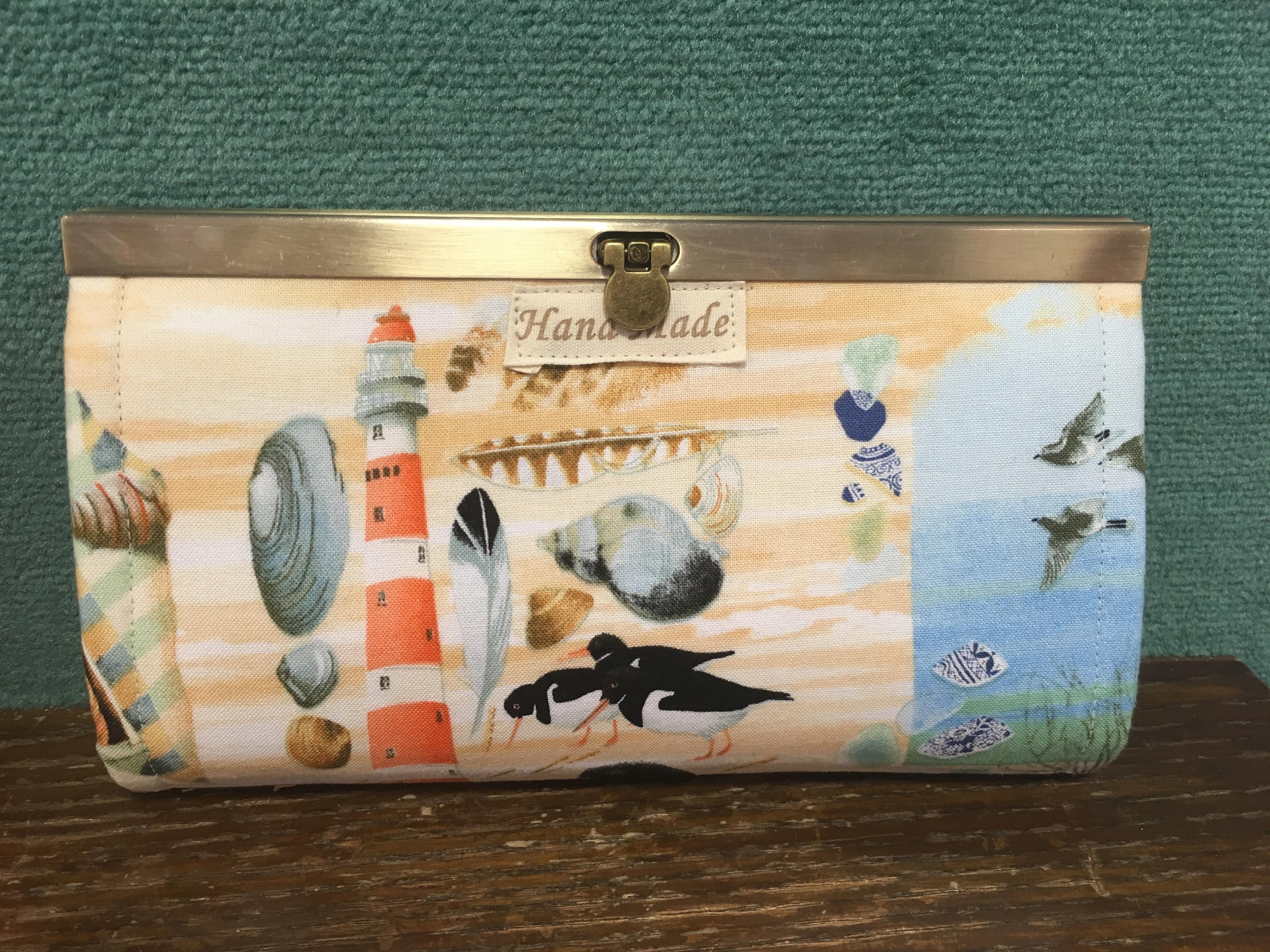 látka beach treasures-shell-sky 100%bavlna/110cm šíře/rowan-2