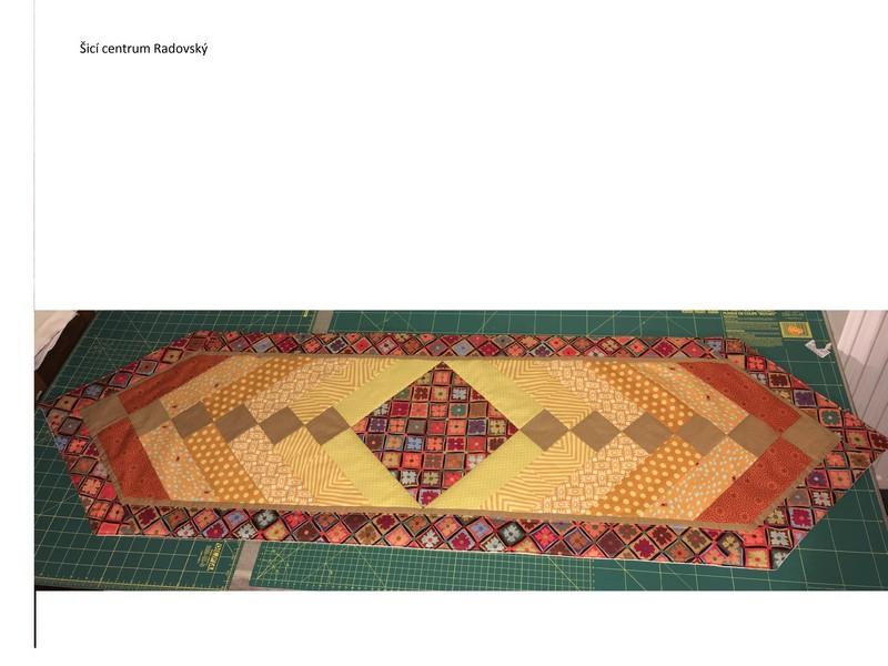 látka fall2013 antwerp flowers-brow 100%bavlna/ 110cm šíře/ rowan-1