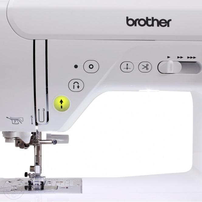 šicí stroj Brother F410 + dárek-2
