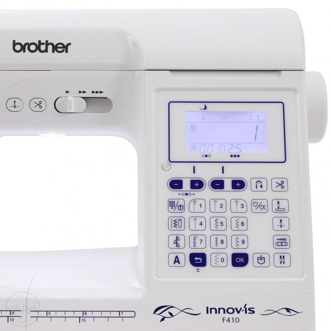 šicí stroj Brother F410 + dárek-4