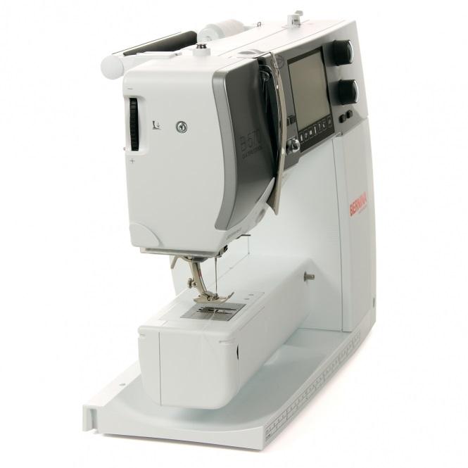 šicí stroj Bernina 570 QE-2