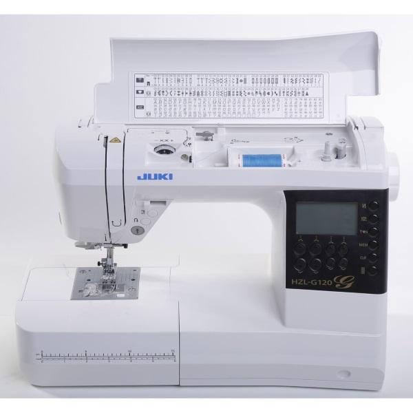 šicí stroj Juki HZL-G120-2