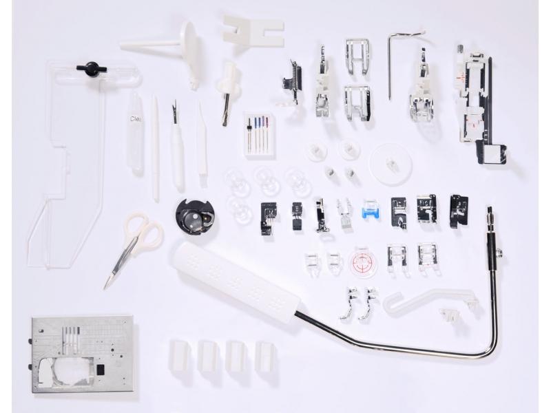 šicí a vyšívací stroj Janome Skyline S9 + sada kvalitních jehel Organ ZDARMA-2