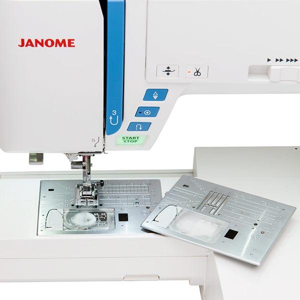 šicí a vyšívací stroj Janome Skyline S9 +dárek-4