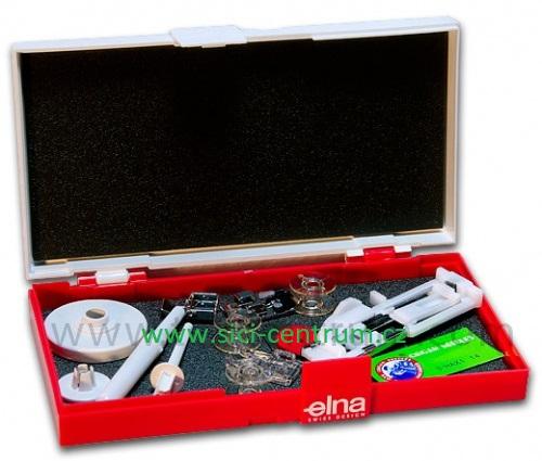 šicí stroj Elna eXperience 540S  + sada kvalitních jehel Organ ZDARMA -4