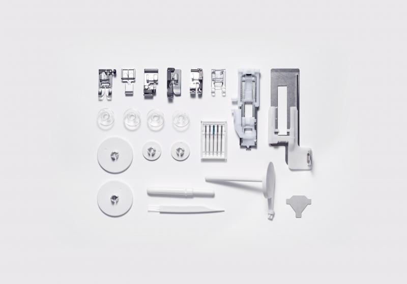 šicí stroj Elna eXperience 560  + sada kvalitních jehel Organ ZDARMA -3