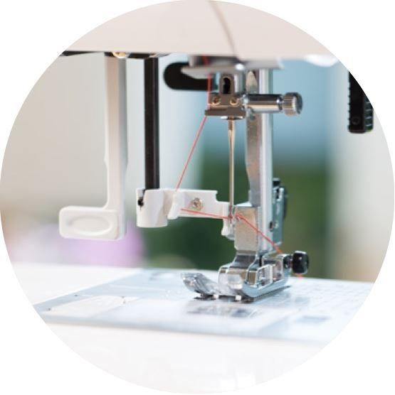 šicí stroj Elna eXperience 560  + sada kvalitních jehel Organ ZDARMA -6