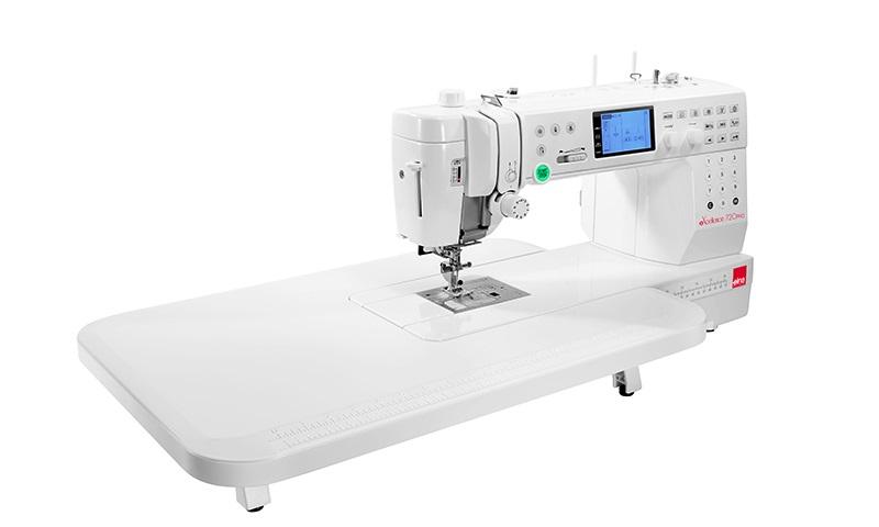 šicí stroj Elna eXcellence 720 PRO + sada kvalitních jehel Organ ZDARMA-1