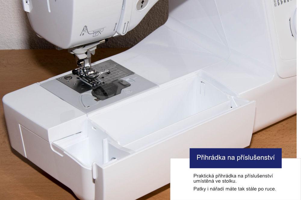 šicí stroj Brother Innov-Is A80 + sada kvalitních jehel Organ ZDARMA-6
