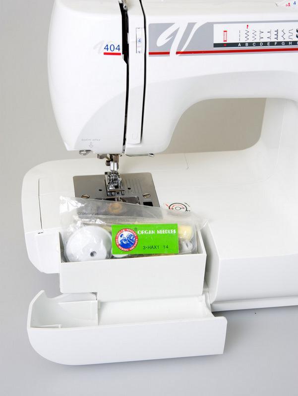 šicí stroj Veronica 404 bez originální krabice-2