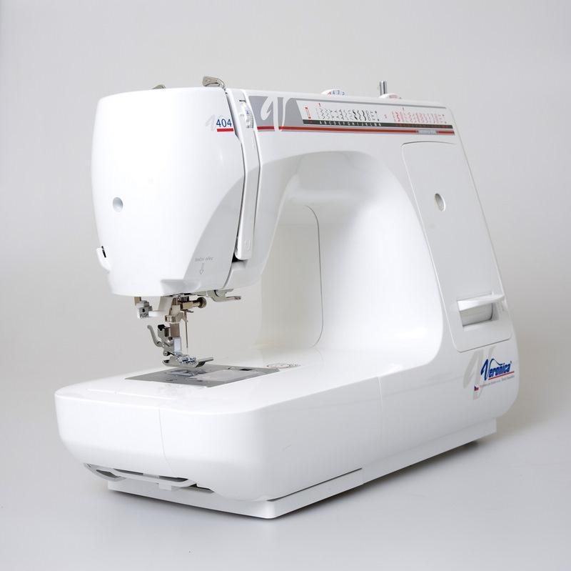 šicí stroj Veronica 404 bez originální krabice-4