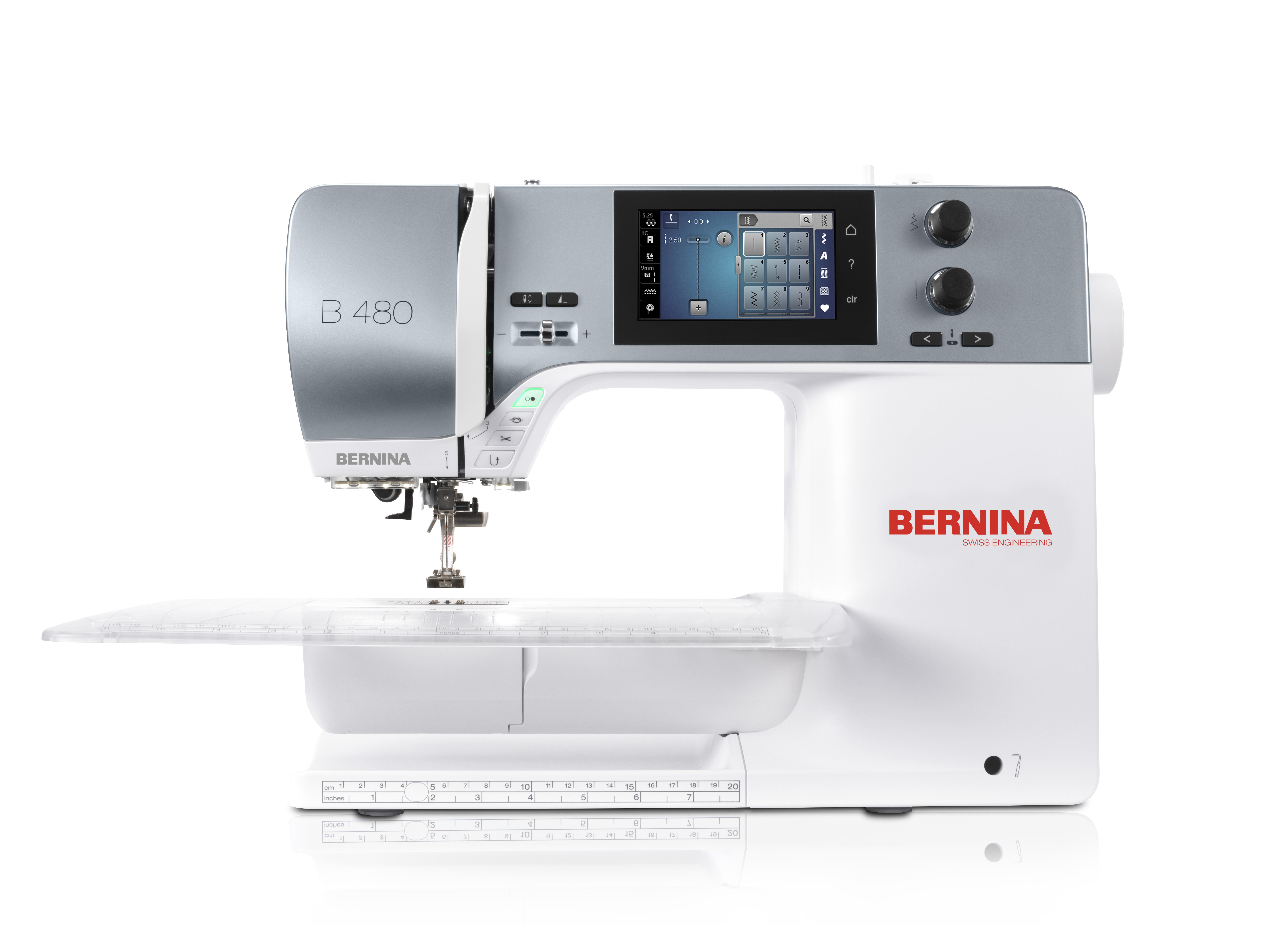 šicí stroj Bernina 480-3