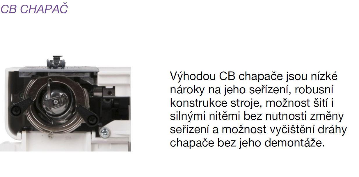 šicí stroj Elna 120-3