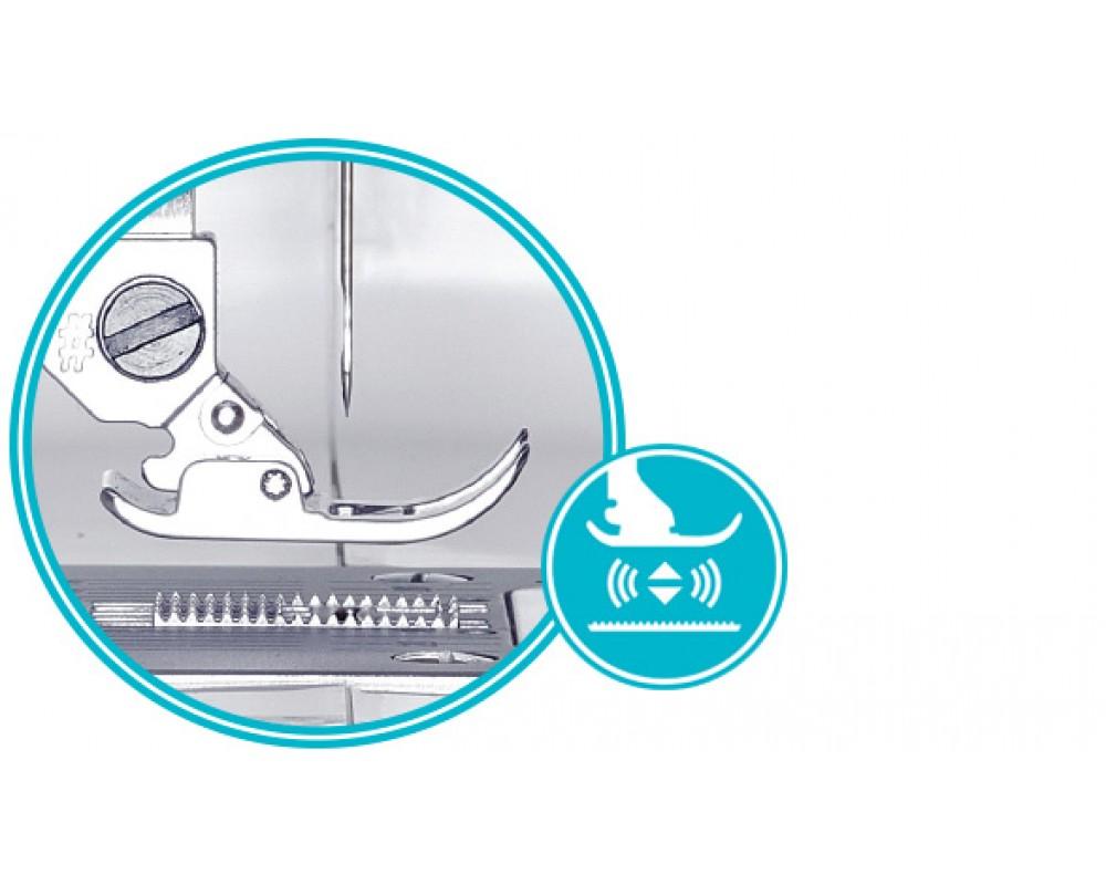 šicí stroj Pfaff Smarter 260C  + sada kvalitních jehel Organ ZDARMA-7