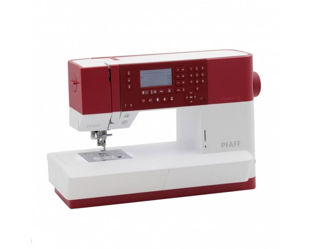 šicí a vyšívací stroj Pfaff Creative 1.5 + dárek-1