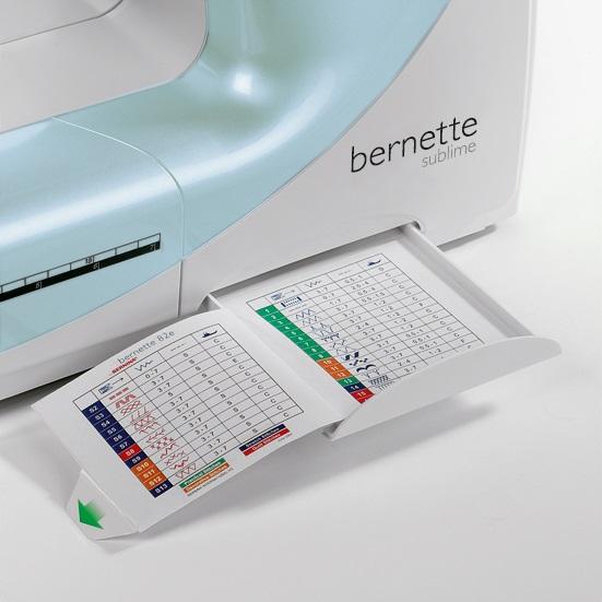 šicí stroj Bernette Milan 7 + dárek-2