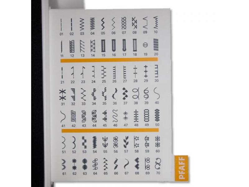 šicí stroj Pfaff Passport 2.0  a 3roky záruka + sada kvalitních jehel Organ ZDARMA-4