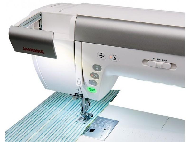 šicí stroj Janome MC 9400 QCP + dárek-5