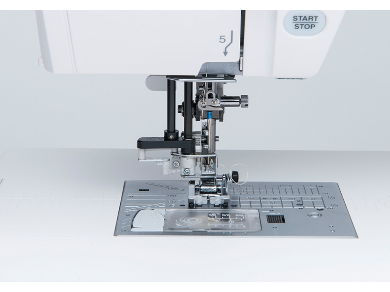 šicí stroj Janome MC 9400 QCP + dárek-6