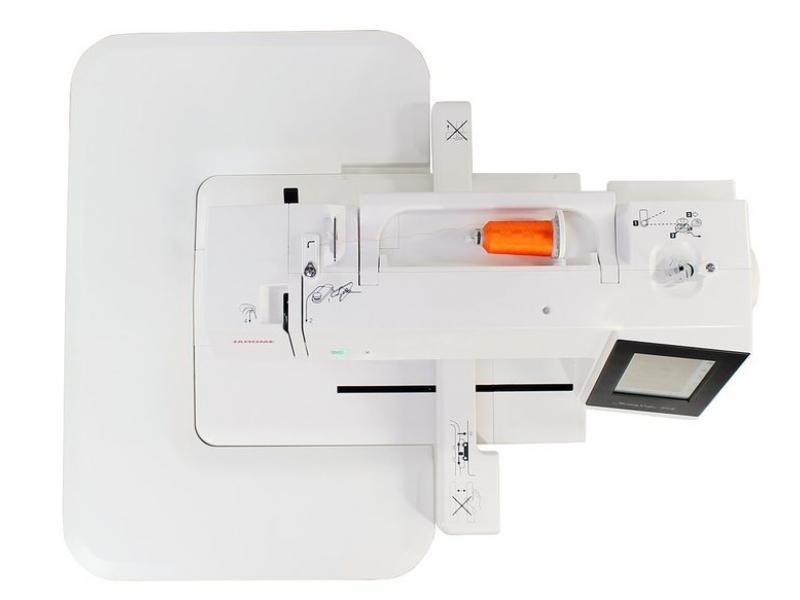 vyšívací stroj Janome 500 E + dárek-2