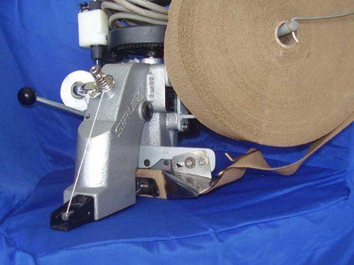 šička pytlů YAO HAN N600AC s páskou-3