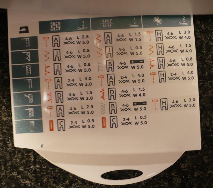 šicí stroj Husqvarna EMERALD 116 + 3roky záruka + sada kvali-1