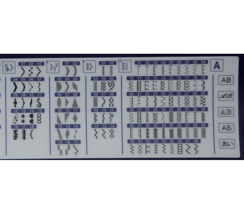 šicí a vyšívací stroj Brother NV 2600 + software PeDesign Plus2 ZDARMA-5