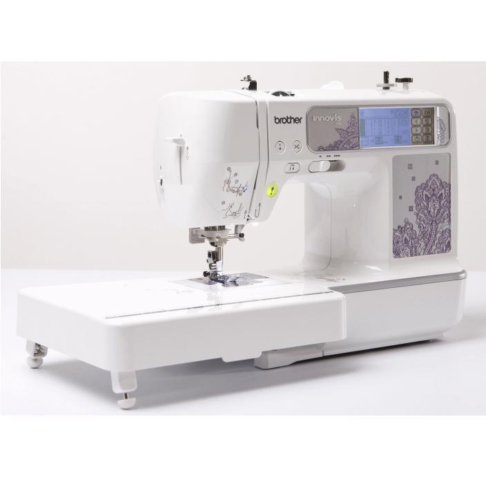 šicí a vyšívací stroj Brother NV 955 + dárek-1