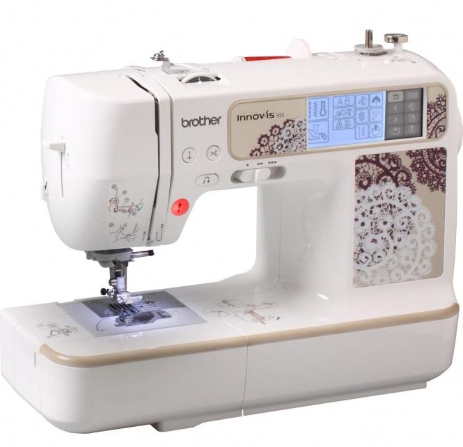 šicí a vyšívací stroj Brother NV 955-6
