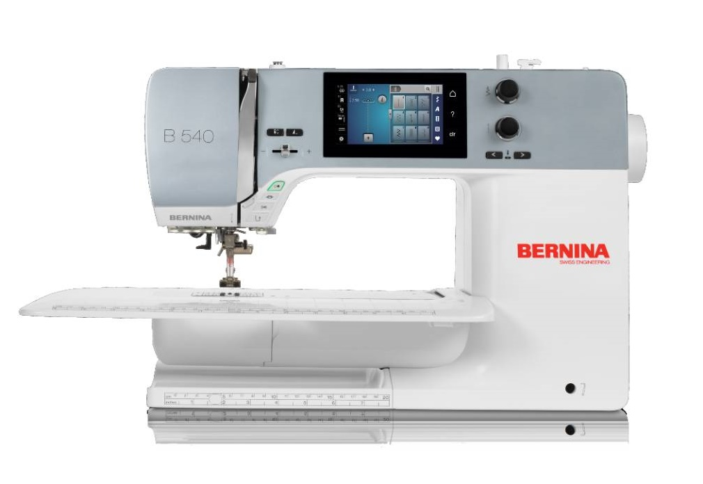šicí stroj Bernina 540QE + sada kvalitních jehel Organ ZDARMA -1