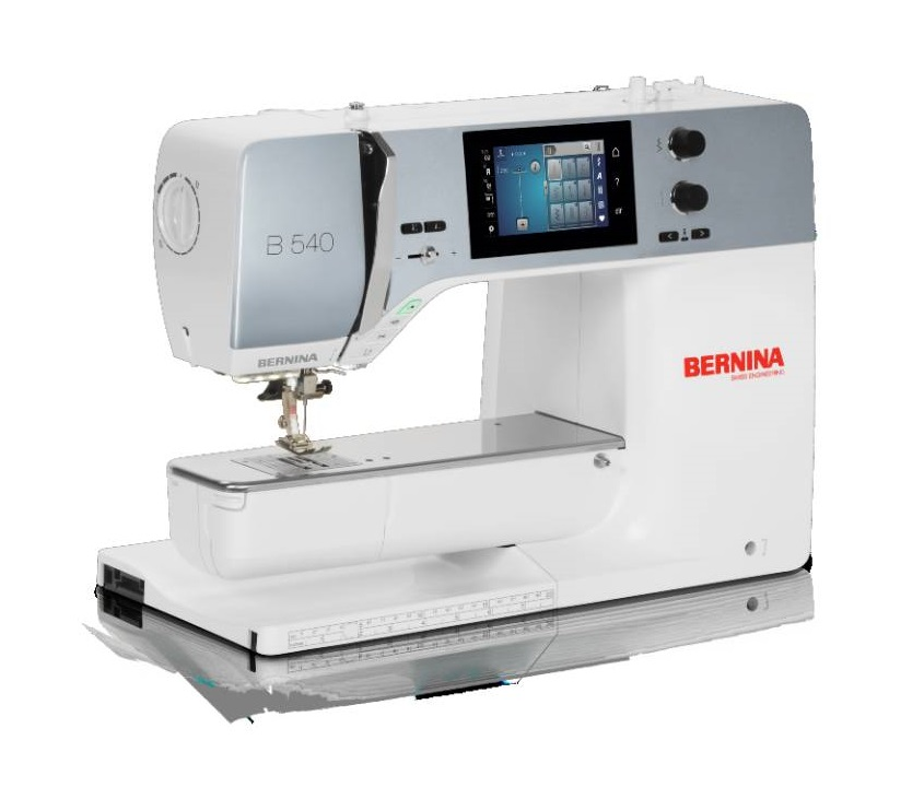 šicí stroj Bernina 540QE + sada kvalitních jehel Organ ZDARMA -2