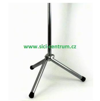aranžérská panna černá vel.38 s kovovým stojanem-1
