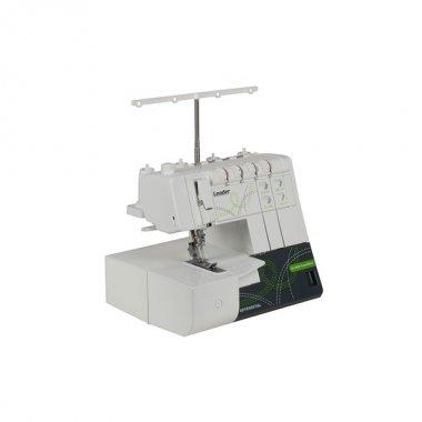 domácí coverlock Leader VS400D Coverlock