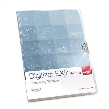 soft.Elna Digitizer EX Junior V5.0