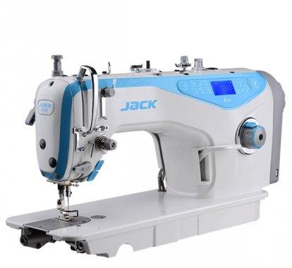 Jack A4S 1-jehlový šicí stroj s odstřihem, střední materiály