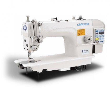 Jack JK-Shirley IIE 1-jehlový šicí stroj s odstřihem, střední