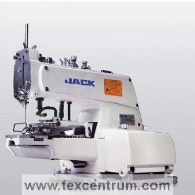 Jack JK-T1377 knoflíkovací stroj s odstřihem a volbou stehu