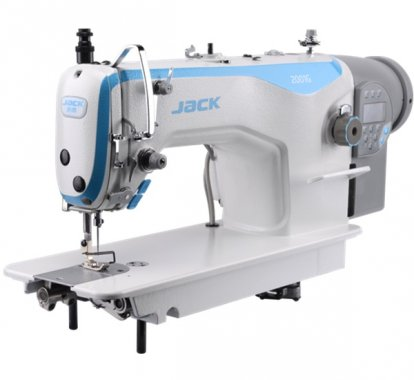 Jack JK-2001GHC-3Q 1-jehlový šicí stroj na těžké materiály