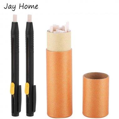 křída sublimační krejčovská v tužce 20ks + 2ks speciální tužka - mizící teplen do 3 dnů JAY HOME